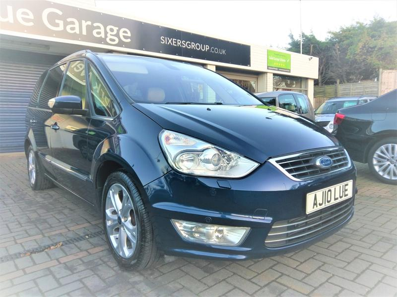 Ford Galaxy Titanium X Automatic 7 Seater In East Cowes