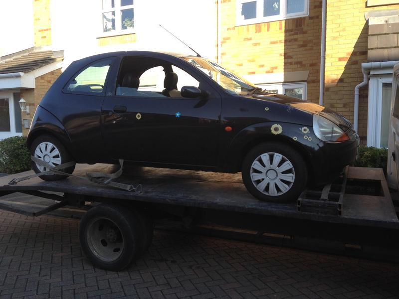 FREE COLLECTION unwanted cars - Ryde | Wightbay