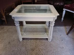 Glass top coffee table in Shanklin