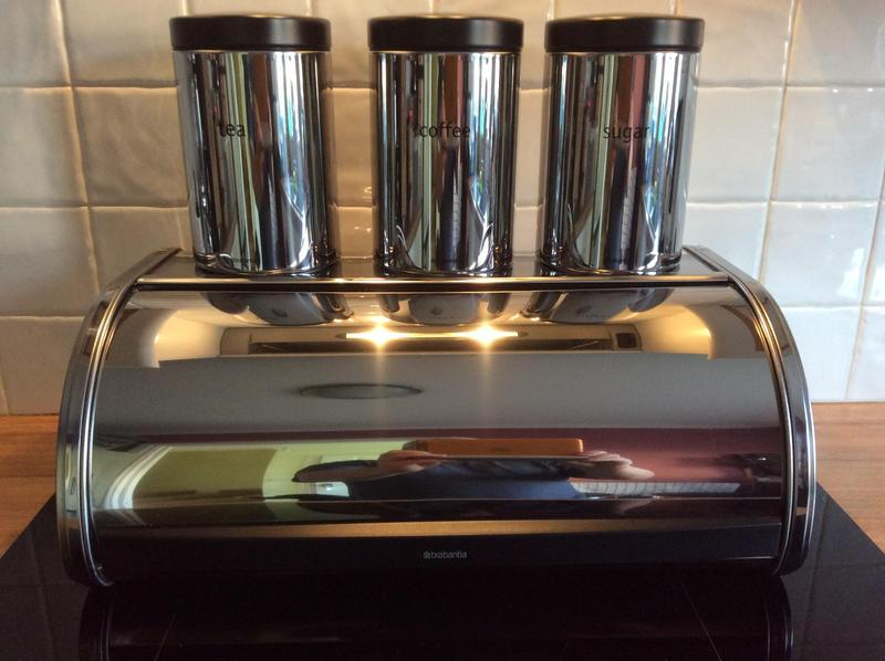 Brabantia Bread Bin Storage Containers Sandown Expired Wightbay
