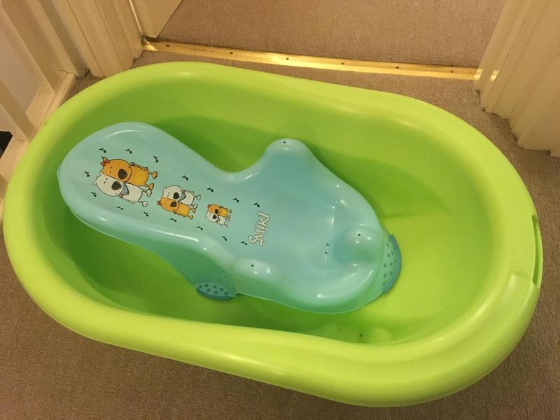 Baby bath with bath support - Ryde - Expired   Wightbay