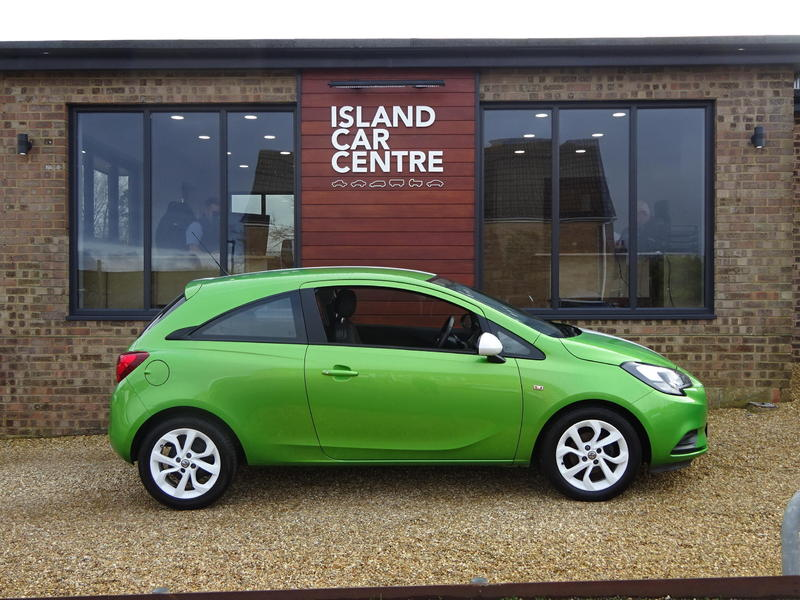 2015 Vauxhall Corsa 1 2 Sting 3dr In Ventnor Wightbay