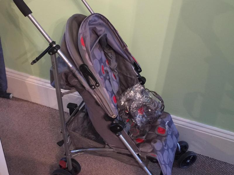 3536953a8483 Mothercare stroller - East Cowes - Sold