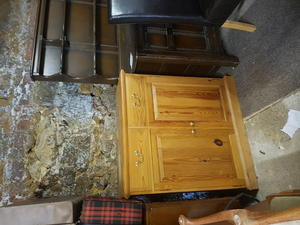 Pine cupboard  in Shanklin
