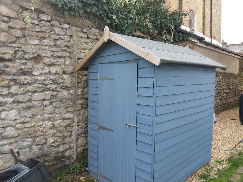 Refurbished Garden Shed (6ft X 4ft) In Ryde