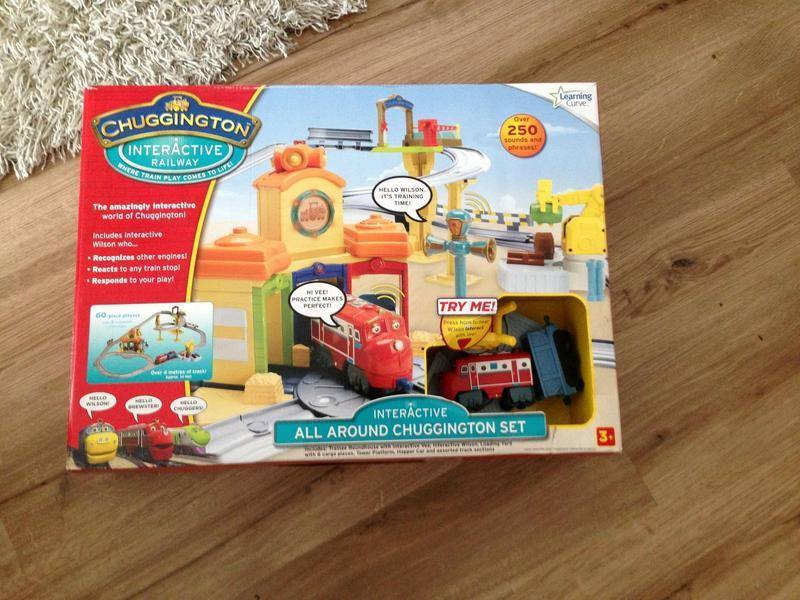 Chuggington train set in Ryde : chuggington train set table - pezcame.com