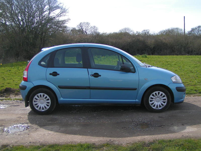 citroen c3 2007 30 road tax in newport isle of wight wightbay. Black Bedroom Furniture Sets. Home Design Ideas