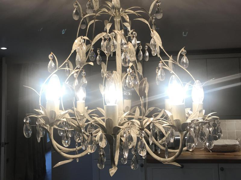 Laura ashley chandelier newport expired wightbay mozeypictures Choice Image