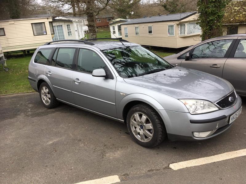 2005 Ford Mondeo Estate Diesel In Newport Isle Of Wight Expired