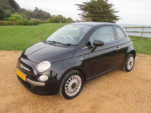 HW10 FIAT 500 1.2 *1 Owner from New* £30 Tax in East Cowes - Sold