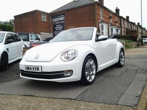 *NOW SOLD* 2014 Volkswagen Beetle 1.2 TSI ( 105ps ) Design