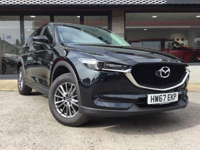 Mazda CX-5 2017 in Cowes - Expired | Wightbay