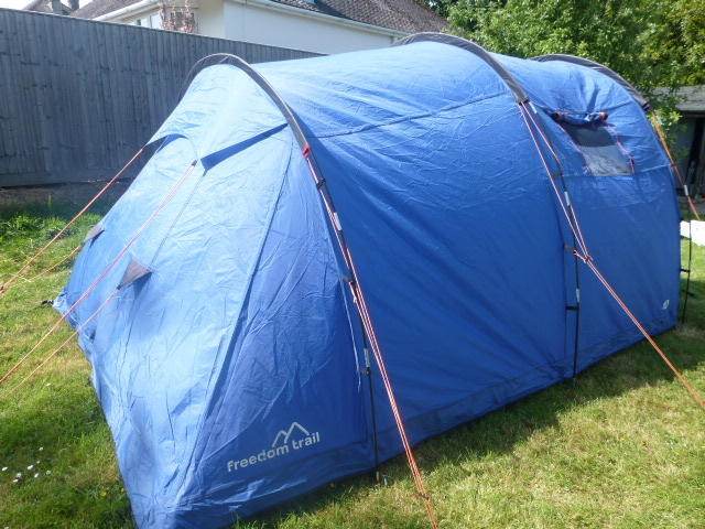 & Freedom Trail Sendero 4 Family Tent - Ryde - Expired | Wightbay