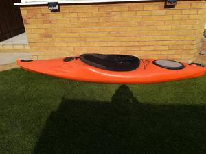 Perception Sparc Kayak, Paddle and Spray Deck - Cowes - Sold