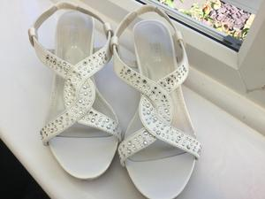 a04f1783c7f2 Wedding occasion shoes size 6 in Shanklin