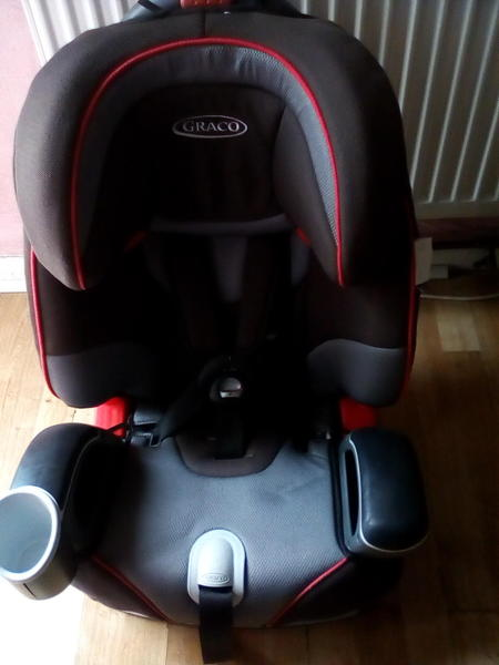 Graco Car Seat Booster In East Cowes