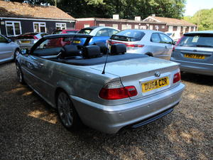 Now Sold BMW 318ci M-Sport Convertible in Newport | Wightbay