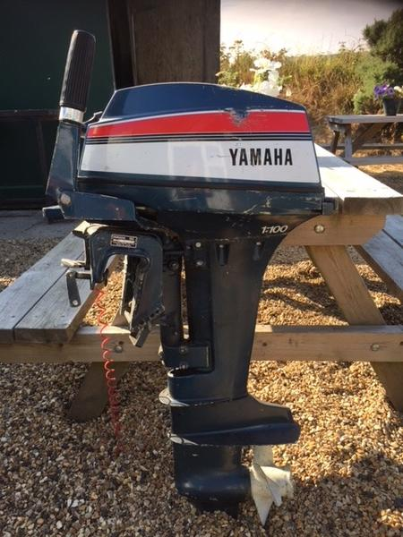 Yamaha 15hp outboard engine in Freshwater - Expired   Wightbay