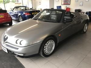 Used Alfa Romeo Spider Cars For Sale In Sandown Wightbay - Used alfa romeo spider for sale