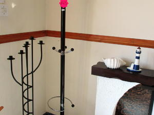 Coat stand £45 in Cowes