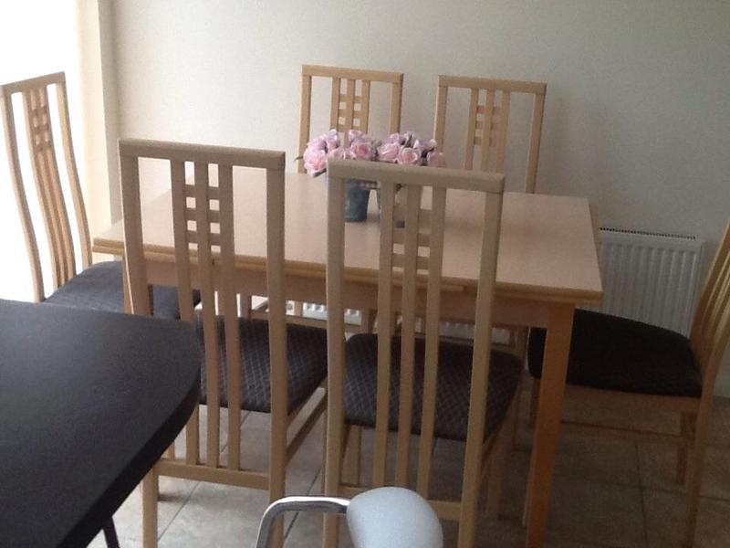 Dining Table And Chairs For Sale In Seaview