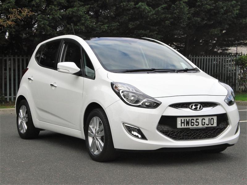 Hw65 2016 Hyundai Ix20 14 16v Style Covered Only 12k Miles In