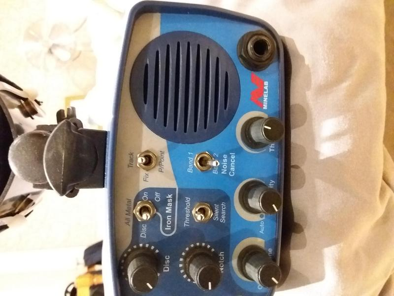 Minelab sovereign gt professional detector - Ryde - Expired | Wightbay