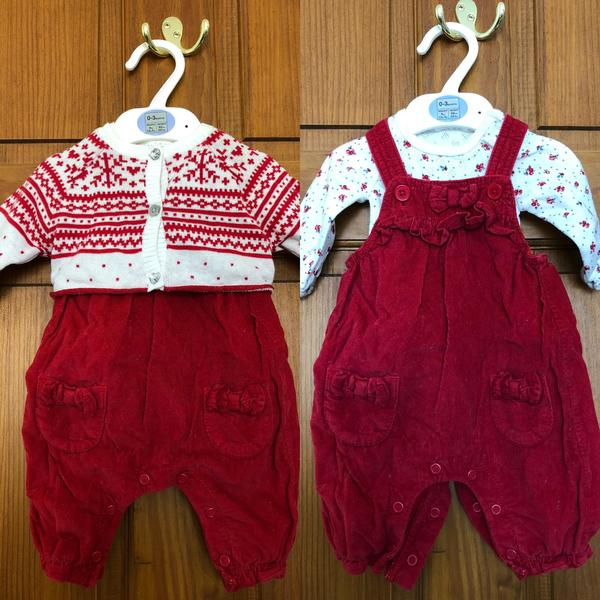 6c31a461f Beautiful Baby Girl s Clothes - Up to 1 Month - Cowes - Expired ...