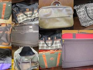 Various Luggage Bags, Suitcases and Bags from £1 in Cowes