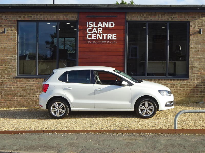2016 Volkswagen Polo Hatchback 1 0 Match 5dr 20 Road Tax Per Year