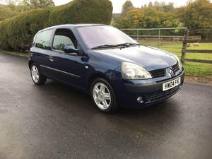 Renault Clio 2000 In Ryde Sold Wightbay