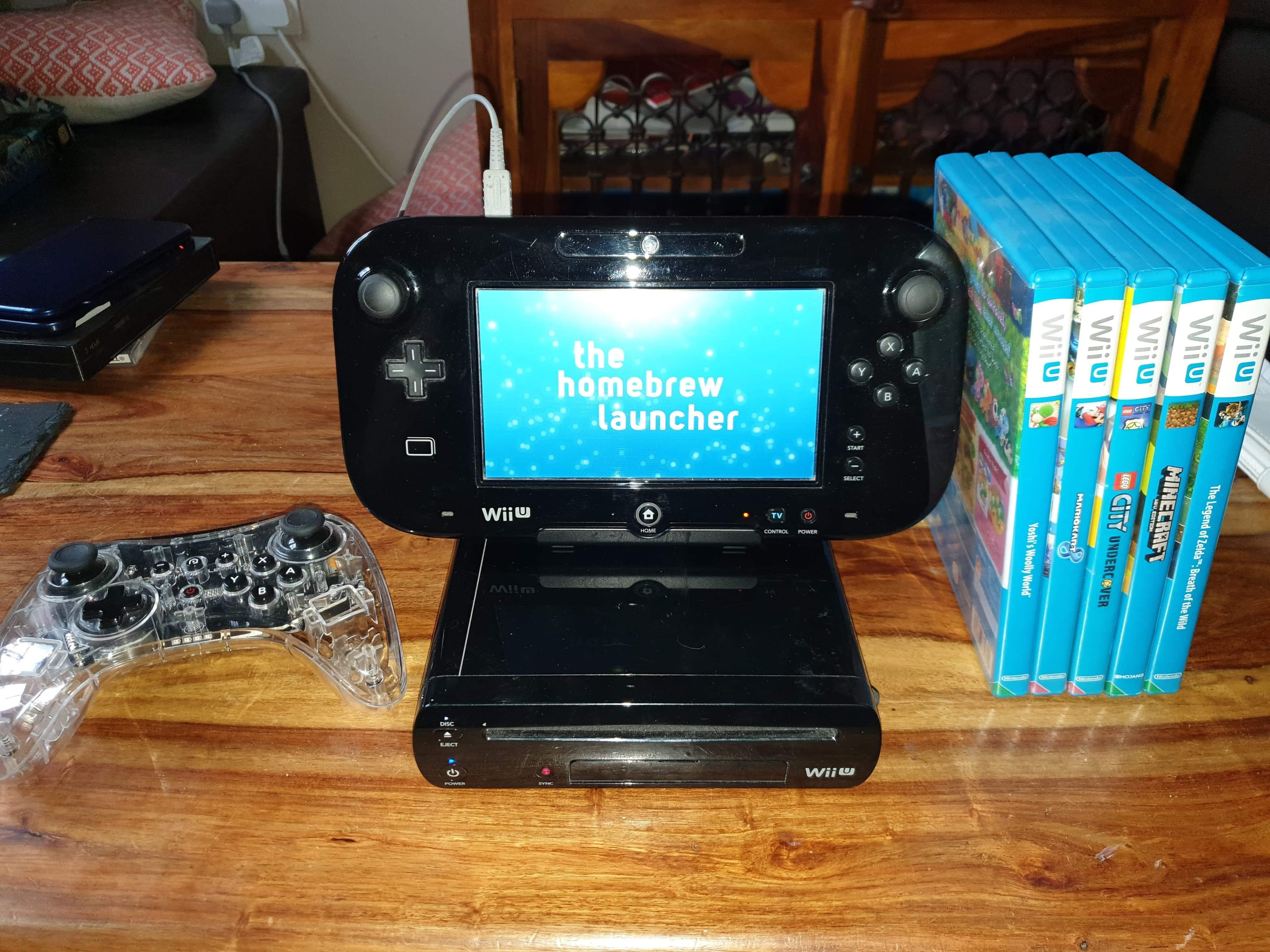 WII U with CFW - Newport Isle of Wight - Expired | Wightbay