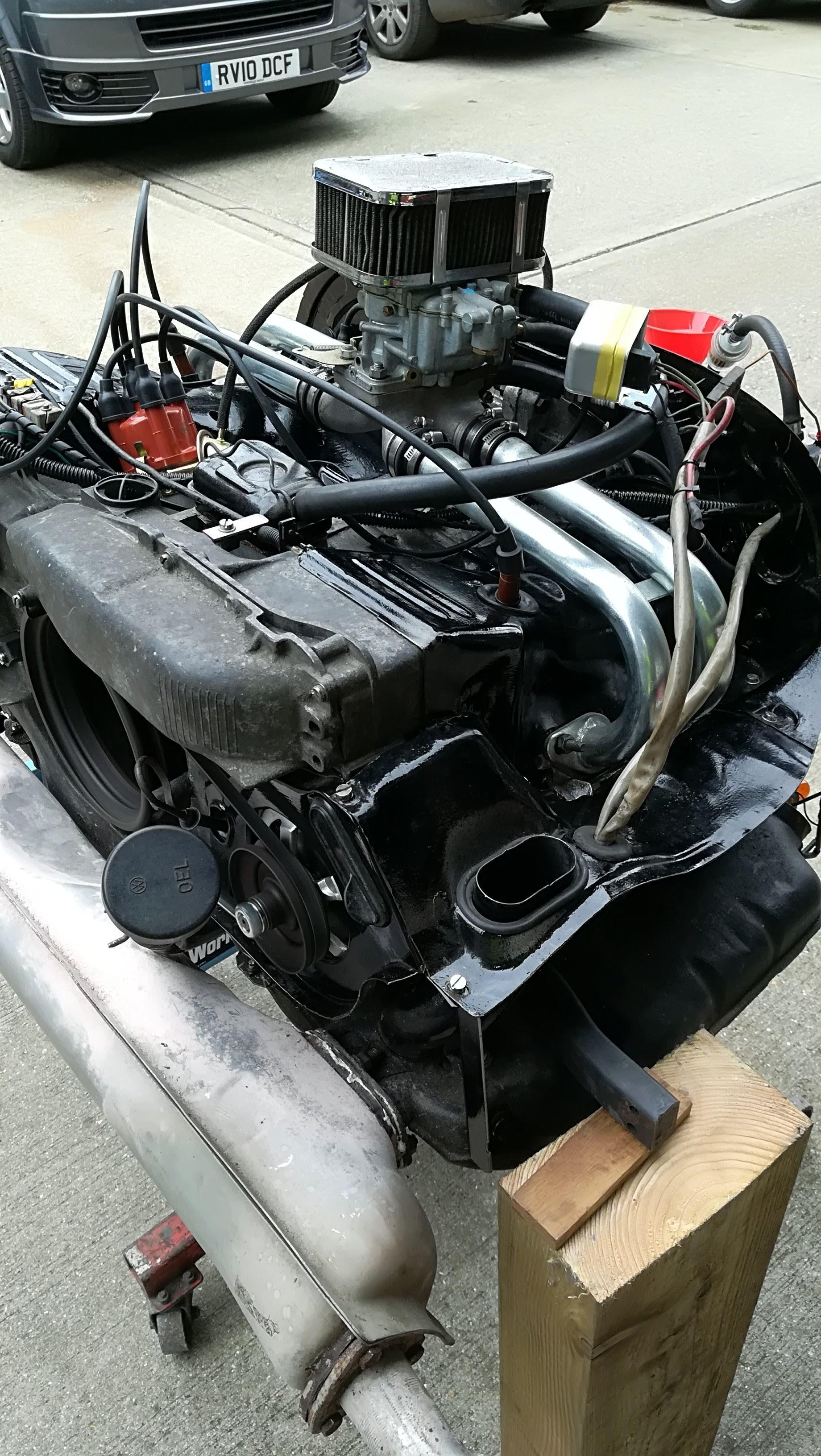 VW Type 4 Turnkey engine 1800cc AP Code in Ryde | Wightbay