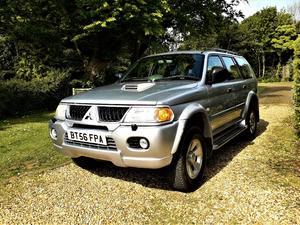 Mitsubishi Shogun Sport 2004 in Newport Isle of Wight - Expired
