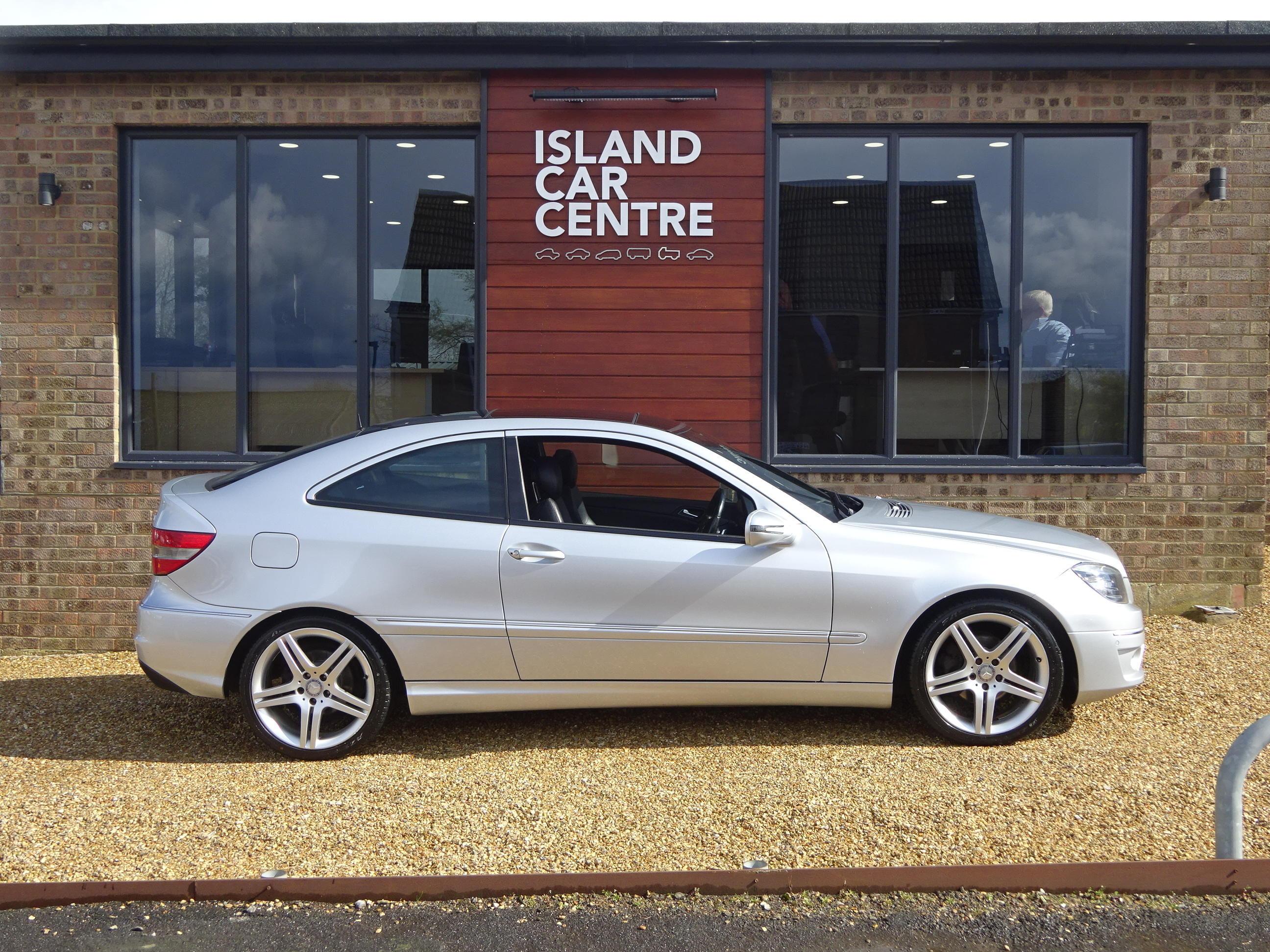 Sold 2009 Mercedes Benz Clc 220 Cdi Sport 3dr Auto In Ventnor