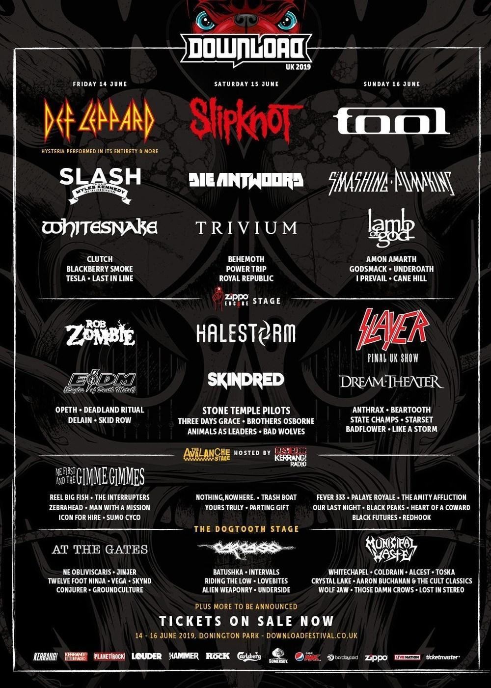 Download Festival Tickets 5 Nights Early Bird Price and Parking Pass