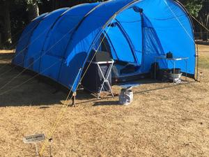 Higear Odyssey Elite 6 tent in Ryde & Second Hand Tents for Sale in Adgestone | Wightbay