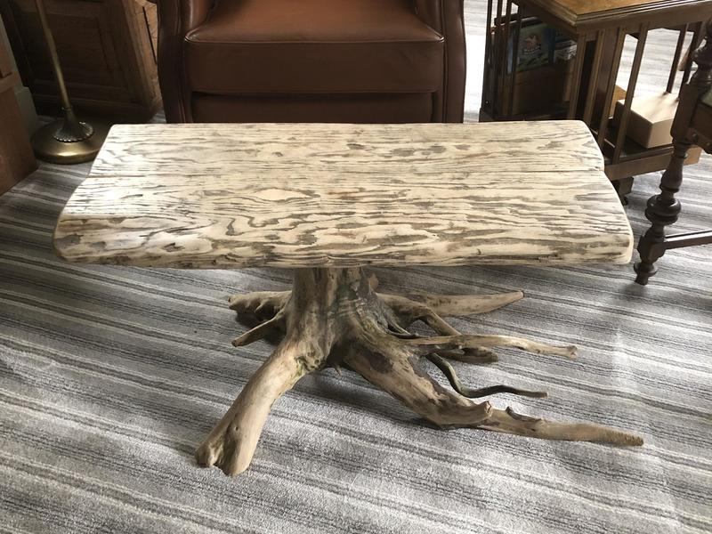 Driftwood Coffee Table In Newport Isle Of Wight Expired