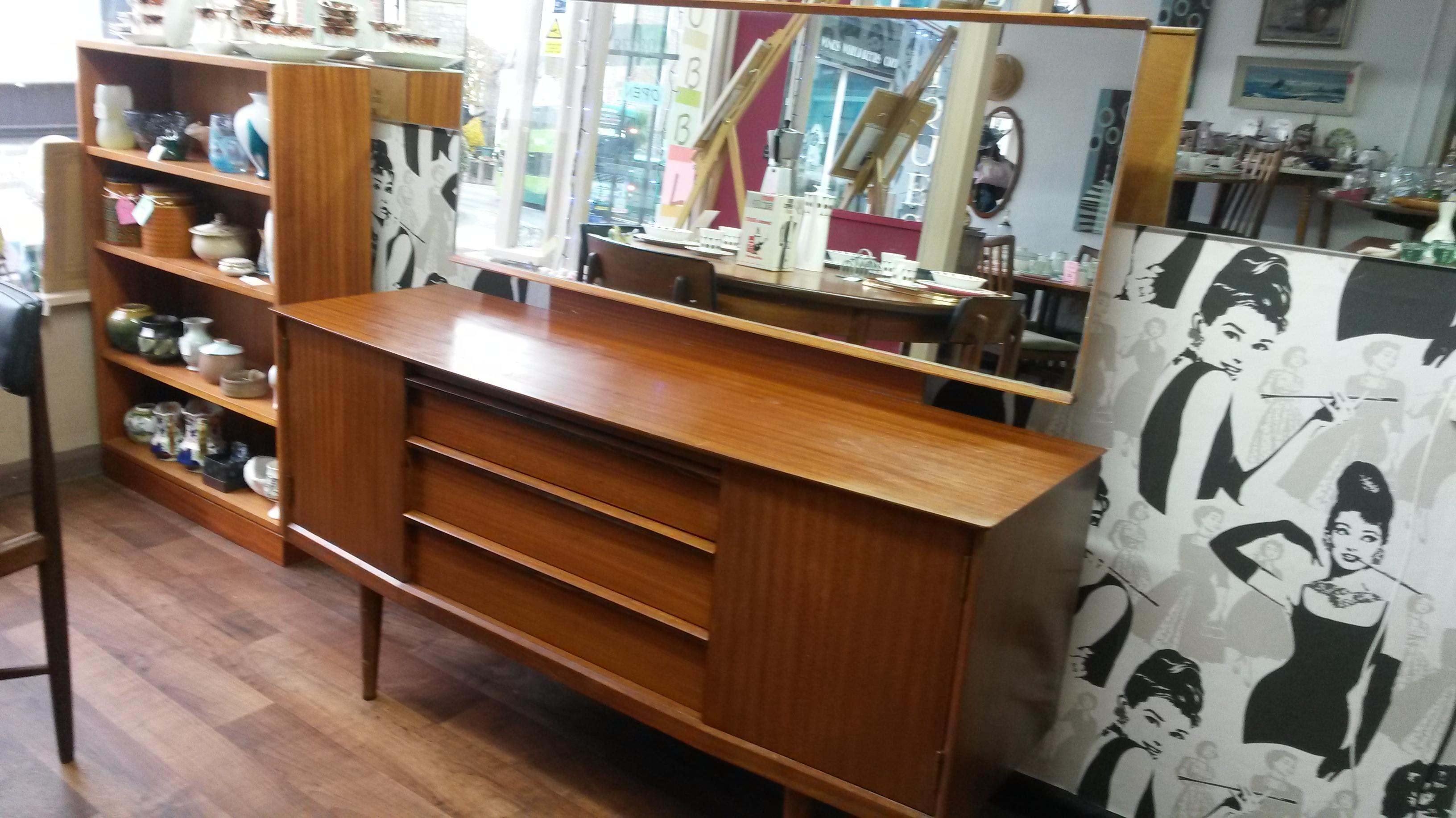new product 0f6fc 2b003 Austinsuite teak dressing table by Frank Guille, 1960s ...
