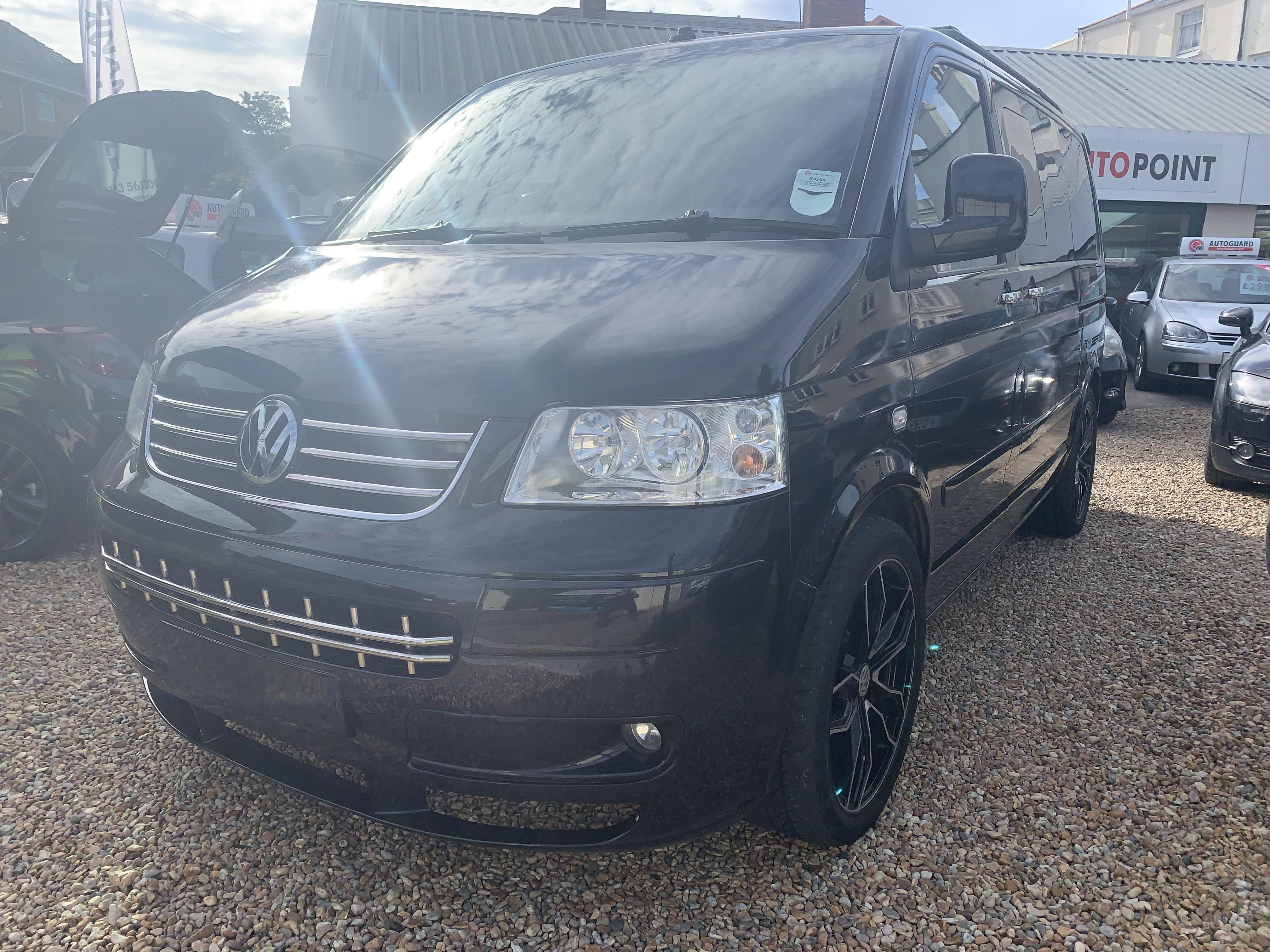 2007 VOLKSWAGEN CARAVELLE EXECUTIVE 3 2 V6 AUTOMATIC in Ryde