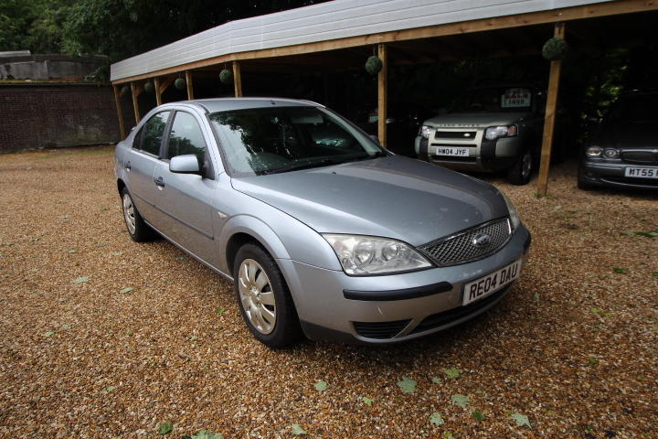 04 / 04 Ford Mondeo 1 8LX in Newport Isle of Wight - Sold
