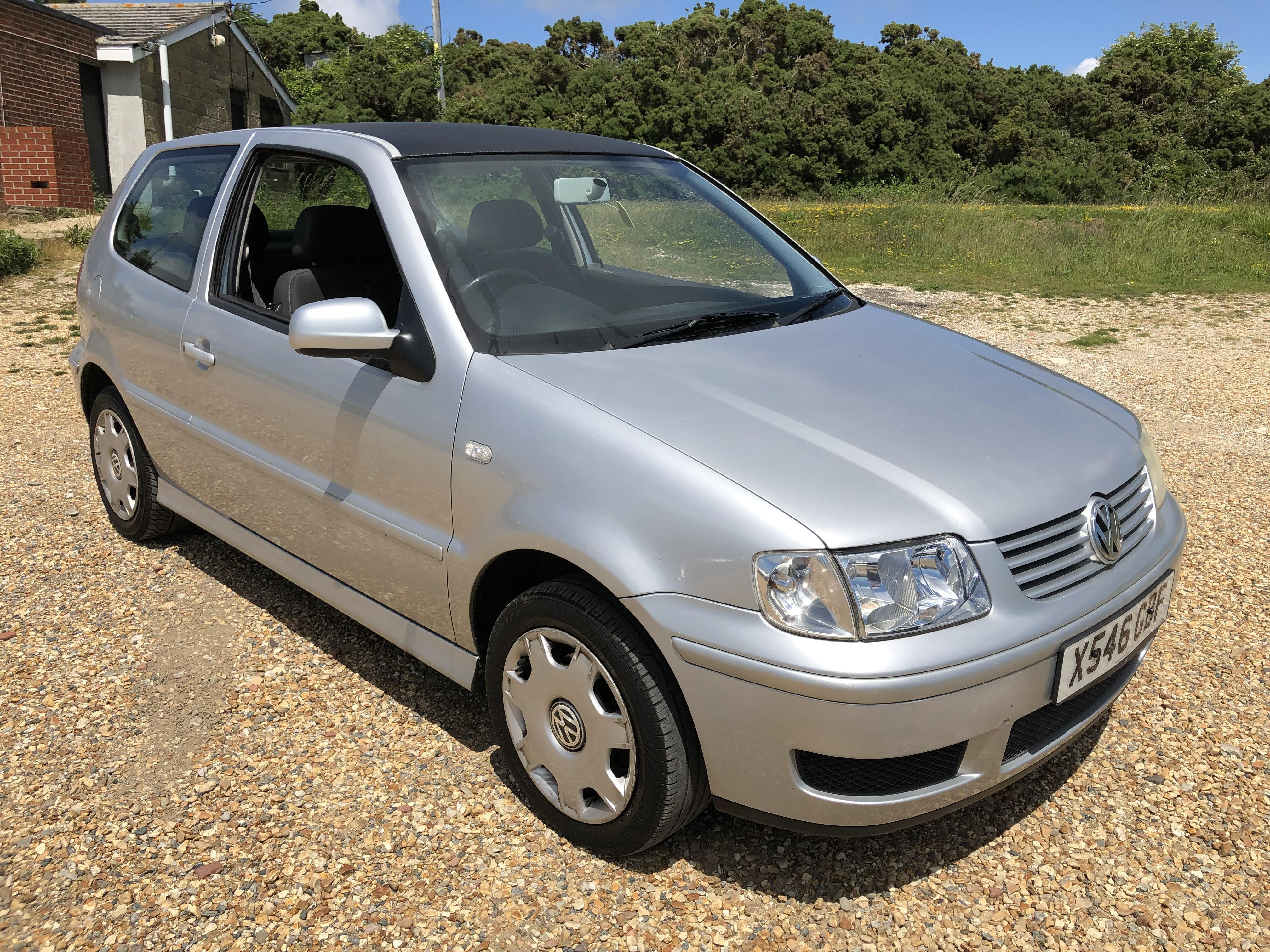 NOW SOLD 2000 Volkswagen Polo 1.4 Automatic in Ventnor ...