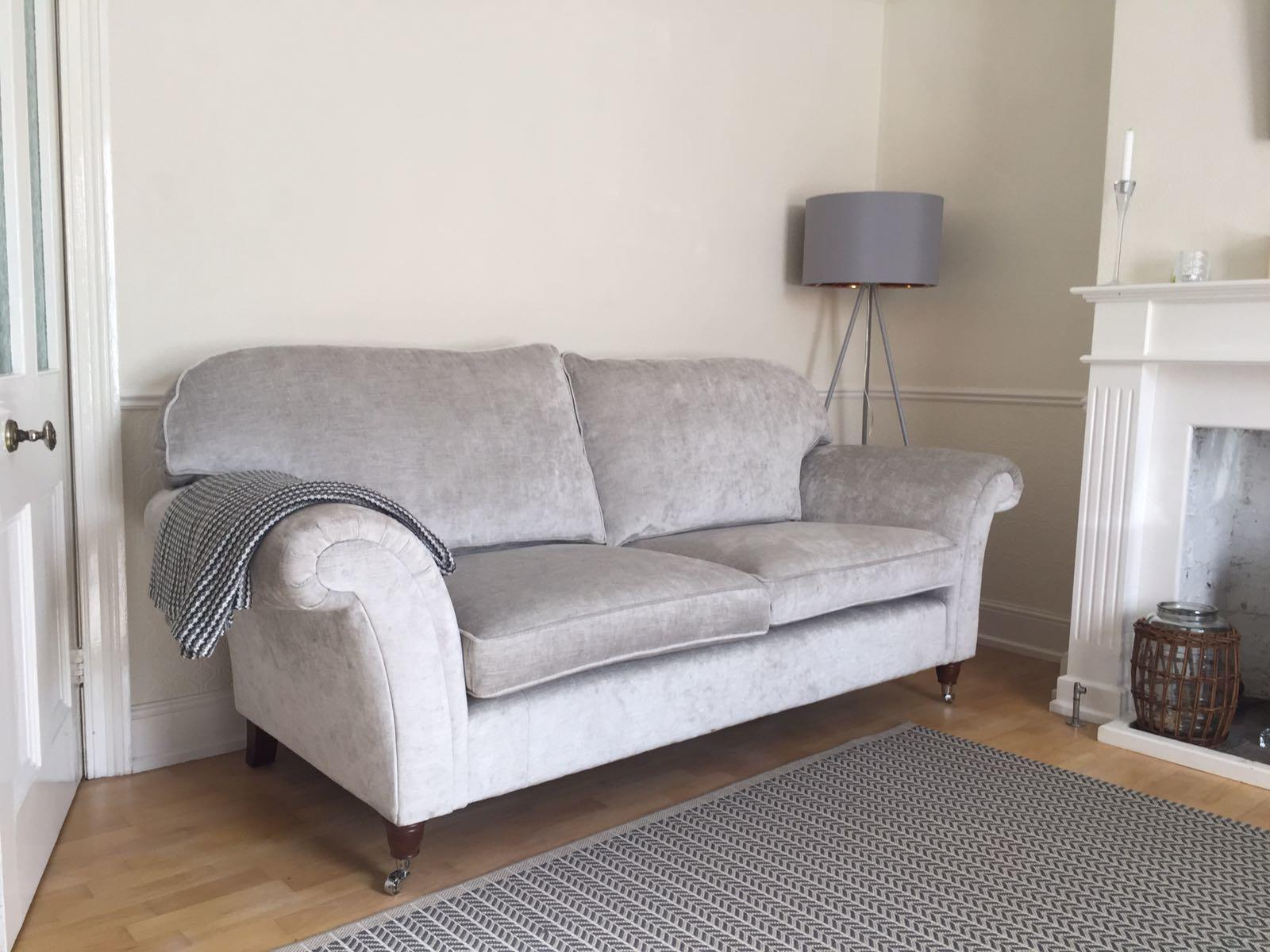 Laura Ashley sofa large 2 seater Mortimer sofa . immaculate ...