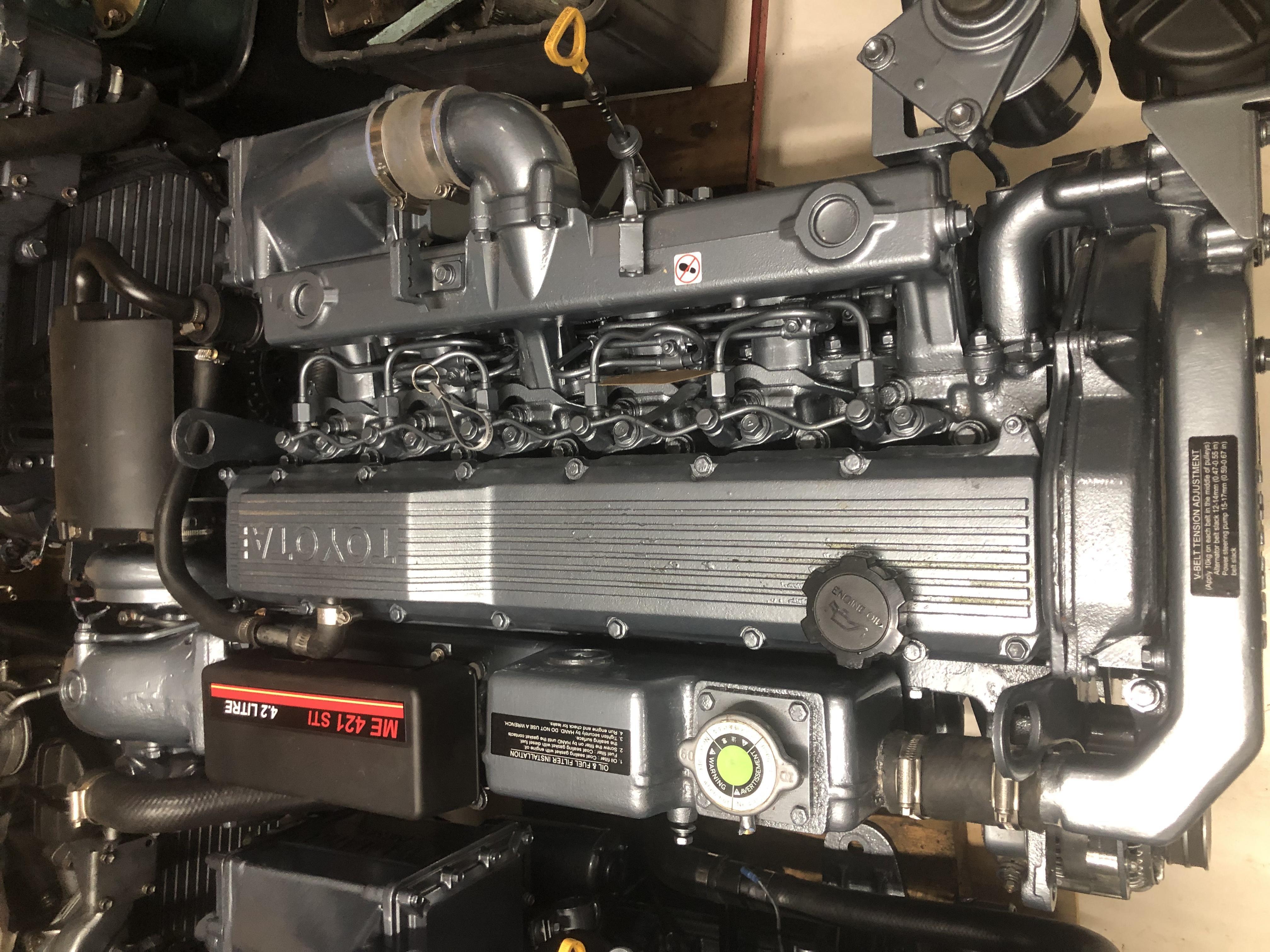 Yamaha ME421 sti turbo Diesel engines in East Cowes | Wightbay