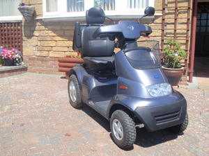 COBRA MOBILITY SCOOTER - IMMACULATE - Cowes - Sold | Wightbay