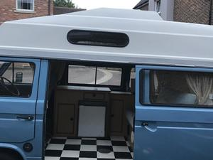 REDUCED PRICE: VW T25 Campervan in Newport Isle of Wight - Expired