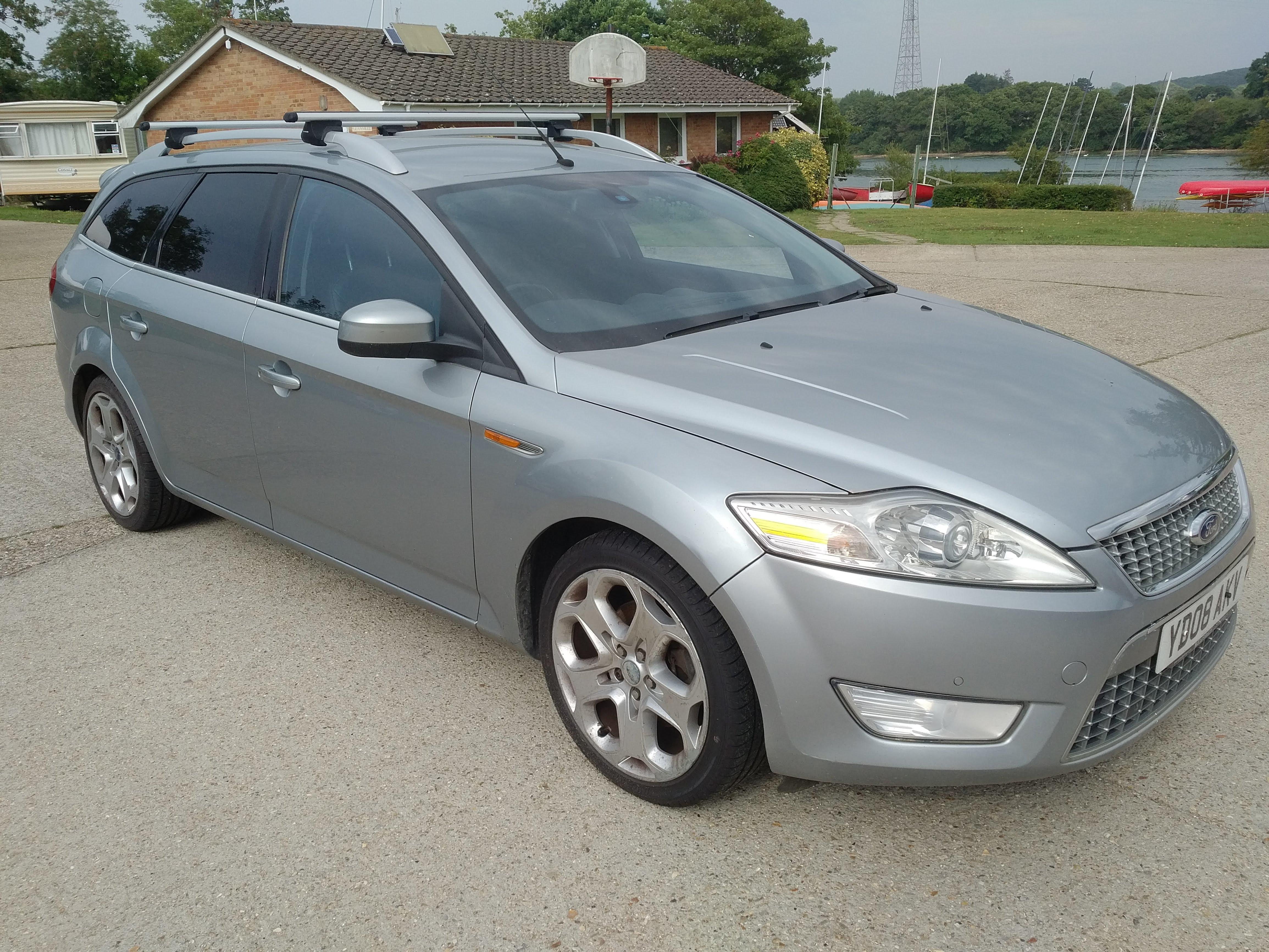 Ford Mondeo 2008 in Newport Isle of Wight - Expired | Wightbay