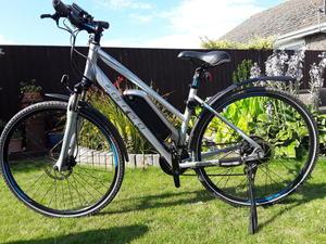 Carrera Vengeance E spec Electric Bike - Newport Isle of Wight