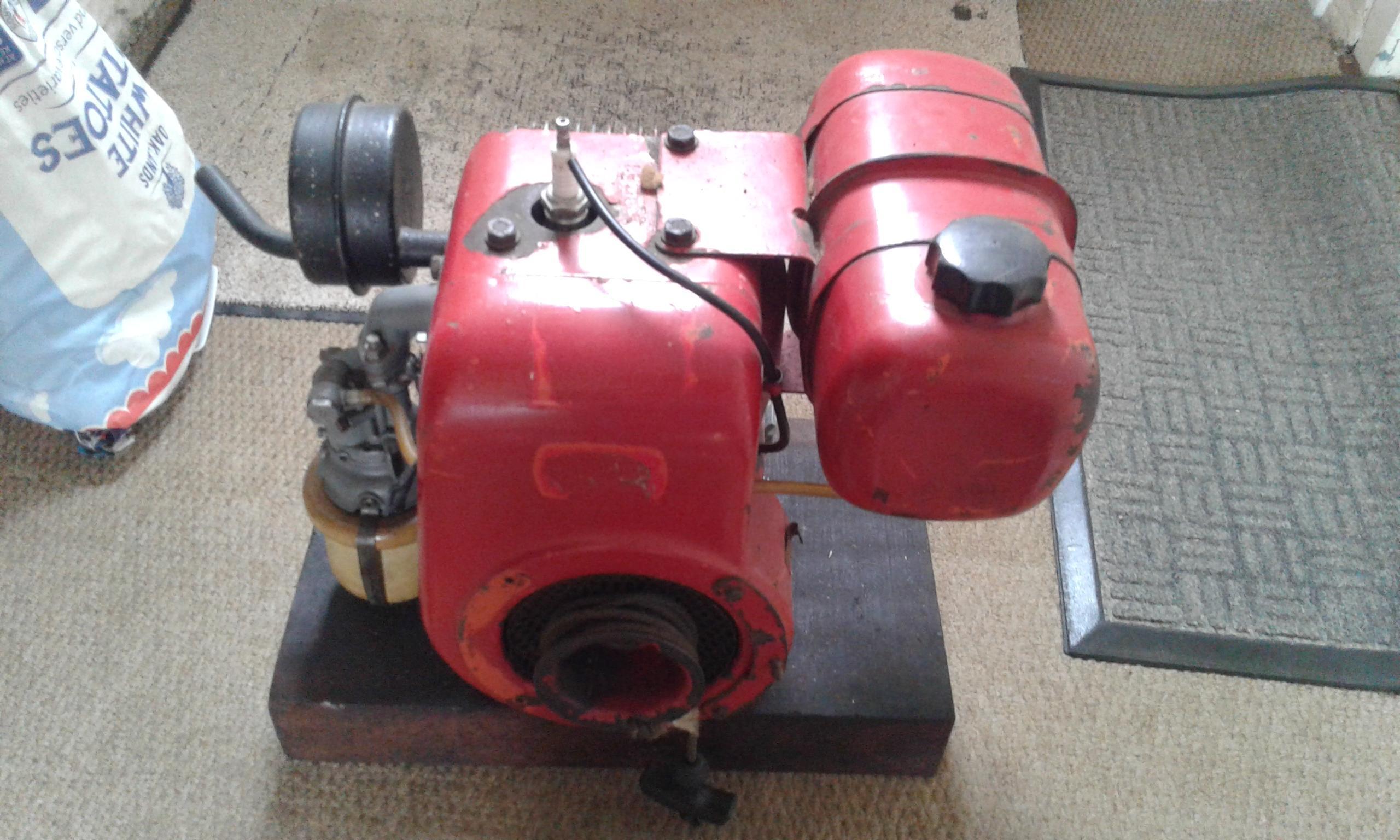 Villiers engine - Sandown | Wightbay
