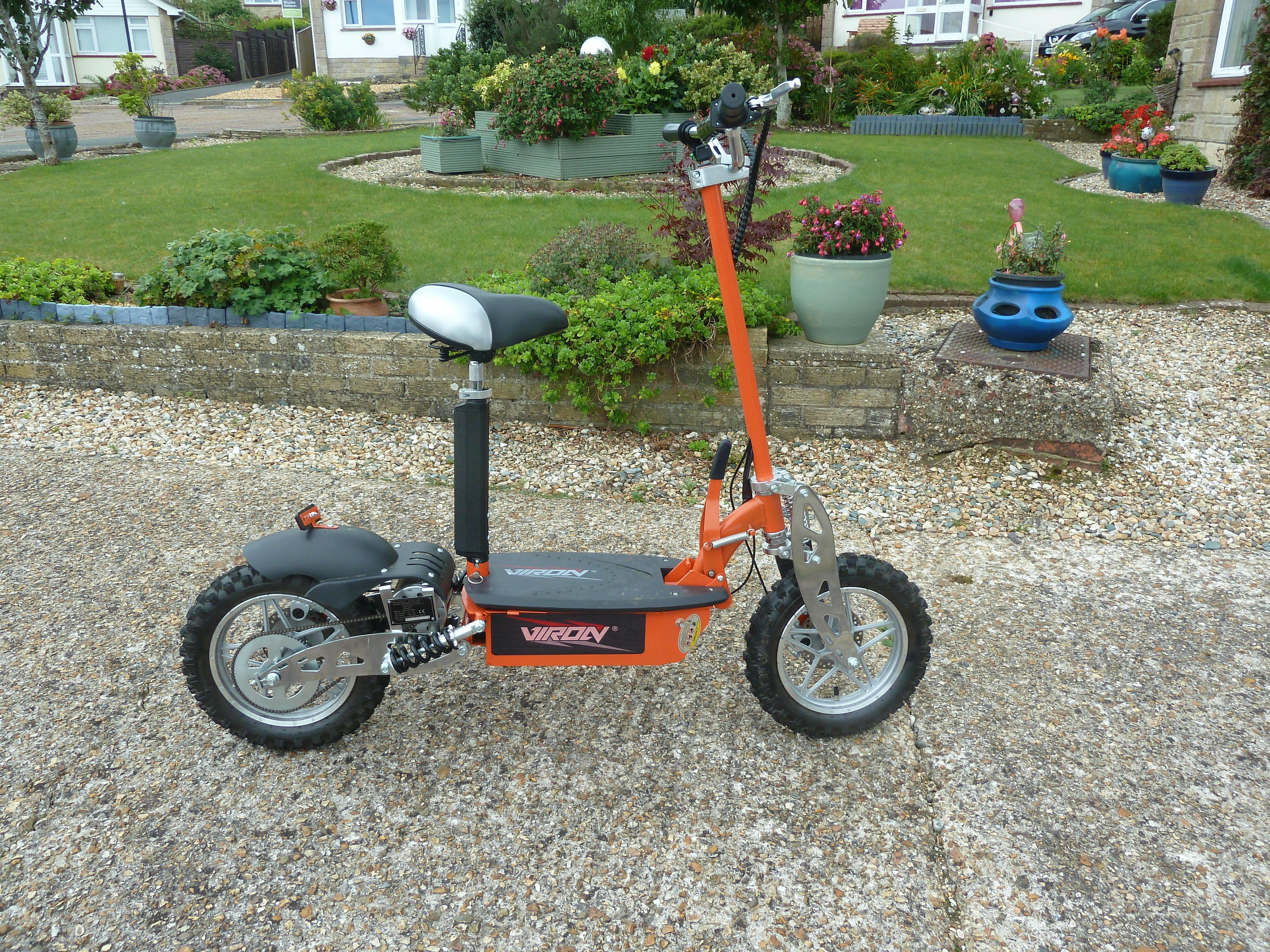 Viron 1000w electric scooter - Ryde | Wightbay